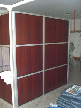 4 x 90 Panel For New Wood Sukkah