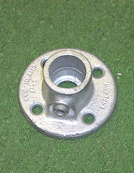 Canvas Flange