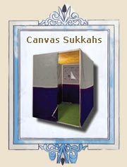 Canvas Sukkahs